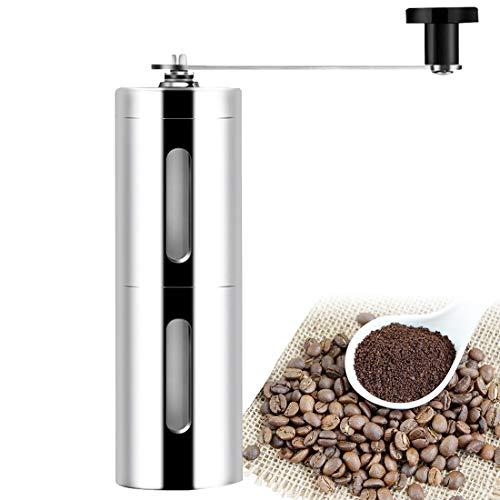 Selbstrührender Becher, automatisches Mischen, Kaffeebecher, Edelstahl, Lebensmittelqualität, selbstmischende Tasse, selbstrührende Müsli-Kaffeemühle für Kaffee, Milch, Tee, etc. (Kaffeemühle)