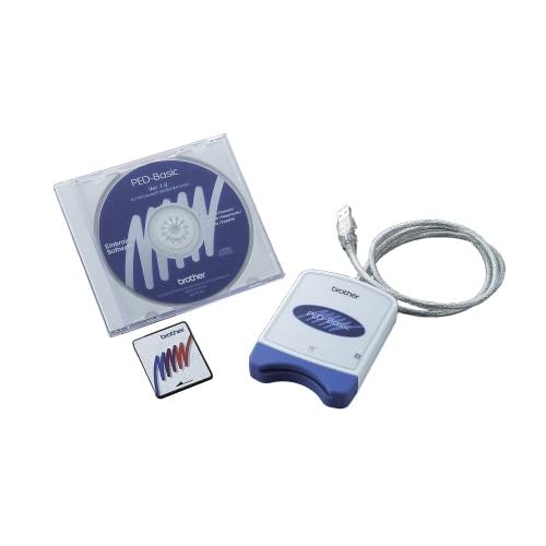 Brother PED-Basic Embroidery Card Writer