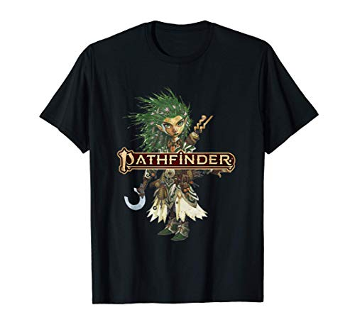 Pathfinder: Lini the Druid T-Shirt