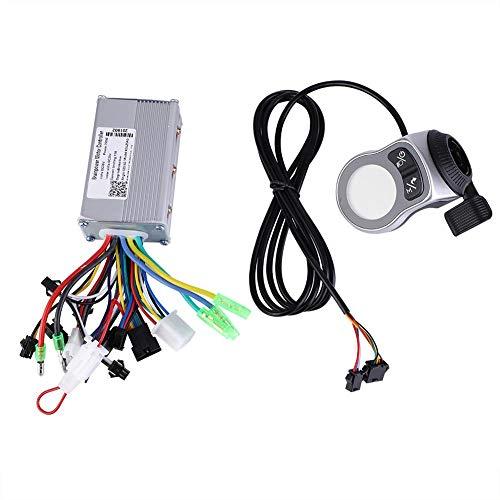 VGEBY Bürstenloser Controller für Elektrofahrräder 250W/350W Scooter LCD Display Display Shifter(36V)
