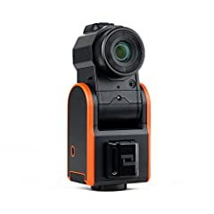 "Auto Pan, Tilt, Zoom, & Focus Tracking; Optic25 Camera with 25x Optical Zooom 12.4MP 1/2.3"" BSI CMOS Sensor; UHD 4K at 30 fps / 1080p up to 60 fp Waterproof Tag Transmitter 2,000' Range Built-In Wi-Fi & SOLOSHOTedit Software; Camera Powered via Batte..."