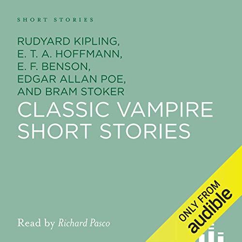 Classic Vampire Short Stories cover art