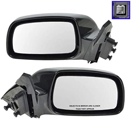 Power Side View Regular store Mirrors Left LH Right for Set RH 04-08 To Limited time cheap sale Pair