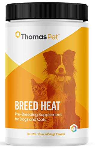 Top 10 best selling list for supplements for dog in heat