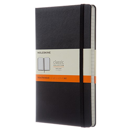 Moleskine qp060A5240Fogli Nero blocco note–blocs-notes (130mm, 210mm)