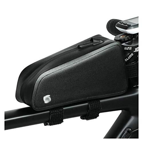 Huiyue 4 Pieza Impermeable Asiento Manillar de la Bicicleta del Tubo del armazón Bolso de la Bicicleta Bolsa de la Bici del Camino de Larga Distancia de Gran Capacidad Bolsa de Bicicleta