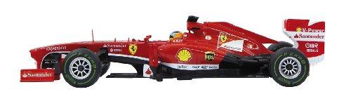 RC Auto kaufen Rennwagen Bild 2: BUSDUGA RC Ferrari F1 1:12 Rennwagen ferngesteuert Version 2013 - inkl. Batterien - Lizenz-Nachbau*