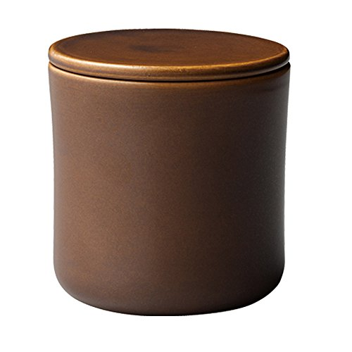 KINTO (キントー) 保存容器 SCS コーヒーキャニスター 600ml ブラウン 27669