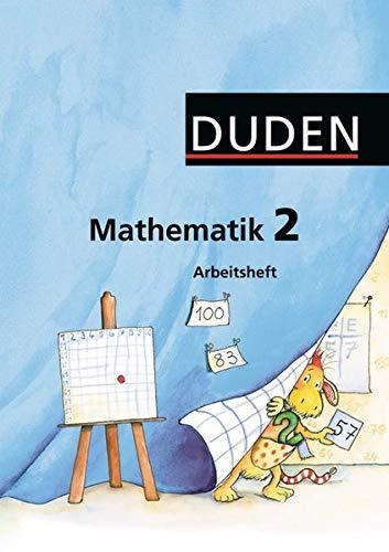 Duden Mathematik - Grundschule - Östliche Bundesländer und Berlin: 2. Schuljahr - Arbeitsheft: Mit Lernstandserhebungen