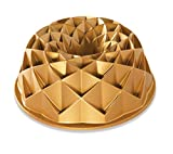Nordic Ware 0011172883377 Jubilee Bundt Pan, Metallic, One Size