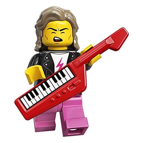 LEGO Serie 20 Minifigura de músico de los 80 71027 (Embolsado)