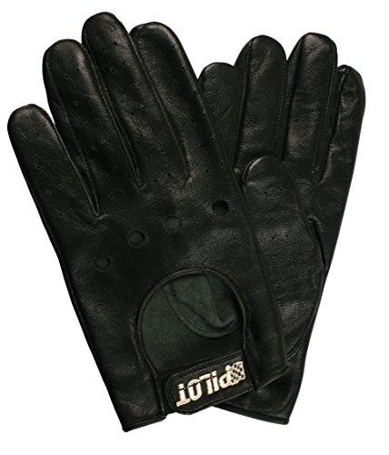 guanti pelle estivi Pilot-3