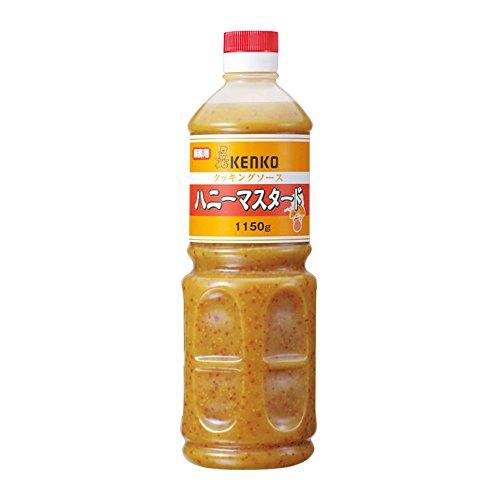 【常温】 ケンコーマヨネーズ ハニーマスタード 1150g 業務用 ハニー マスタード ソース