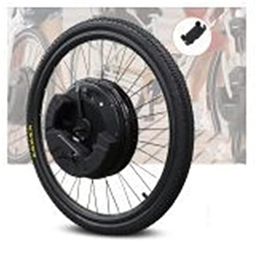 LeiQuanQuan Ebike Kit con Batería Todo En Un Kit De Conversión De Bicicleta Eléctrica De 36 V 350W De 36 V 350W 700C (Color : V App Control, Size : 27.5 in)