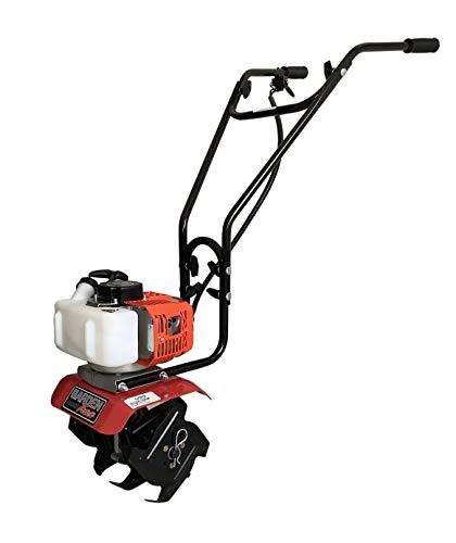 Garden Trax Mini Tiller Cultivator Powerful 33cc 2-Cycle Engine