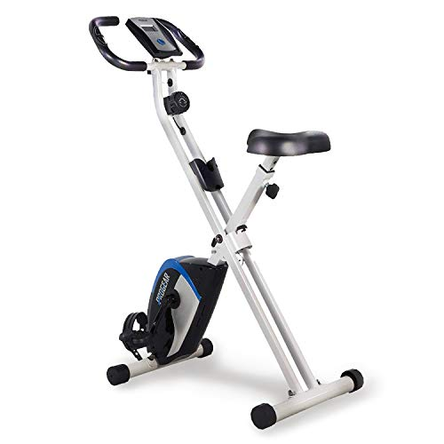 ProGear 225 Folding Magnetic Upright Exercise Bike with...