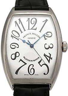 フランク・ミュラー FRANCK MULLER トノウカーベックス 6850SC シルバー文字盤 新品 腕時計 メンズ (W139140) [並行輸入品]