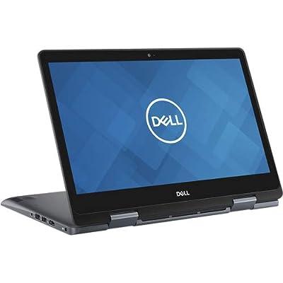 "Dell Inspiron 5000 14"" Full HD IPS 2-in-1 Touchscreen Laptop, i7-8565U, 8GB 2666MHz DDR4, 256 GB SSD, Grey"