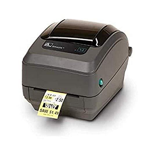 Zebra GK420t rev2, 8 Punkte/mm (203dpi), EPL, ZPL, USB, Printserver (Ethernet)