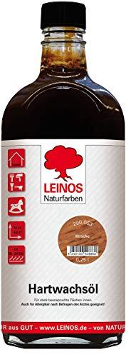 Leinos 290 Hartwachsöl 053 Kirsche 0,25 l