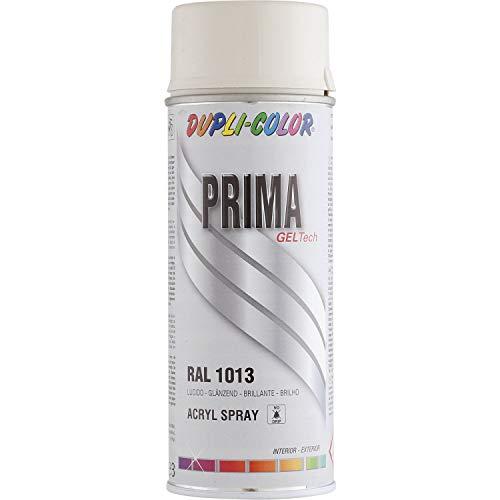 DUPLI-COLOR Lackspray 400 ml RAL 1013, 1 Stück, perlweiß,788710