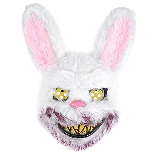 AIVILLE Disfraz de conejito de Halloween para cosplay
