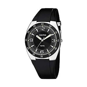 Calypso Reloj Analógico Cuarzo Hombre