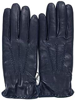 [アルポ] ラムレザー グローブ ネイビー 羊革 手袋 メンズ AP182UA NAPPA884 NAVY