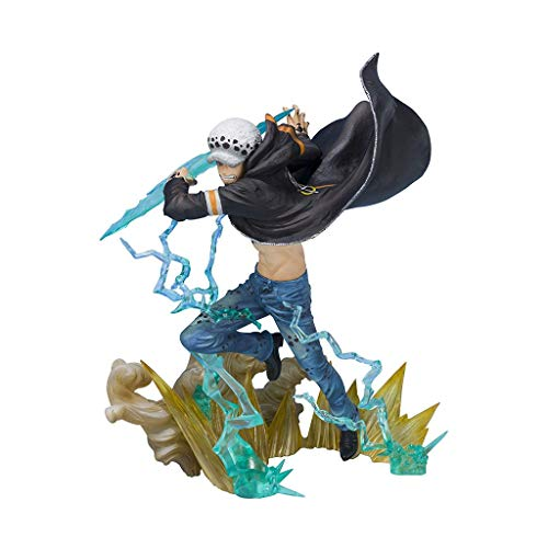 Siyushop One Piece: Trafalgar Law - Gammamesser - PVC-Figur - Hoch 7,36 Zoll