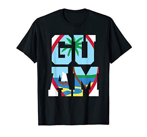 Guam Country Seal Shirt