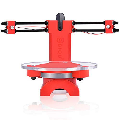 Tiamu Open Source DIY 3D Scanner Three-Dimensional Scanner Injection Molding Plastics Parts Desktop for Reprap 3D Printer