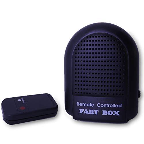 ACEHE Máquina de Pedos, Caja de Pedos remota electrónica, Divertida y complicada, Caja de Regalo, Caja de Pedos magnética con Control Woody de Sonido auténtico