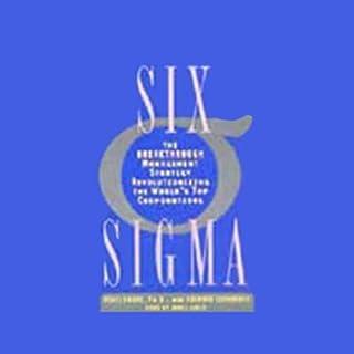 Six Sigma cover art