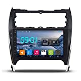 10,1 pulgadas GPS Navegación Head Unit Reproductor multimedia para Toyota Camry US 2012-2014, Bluetooth manos libres llamadas / FM / Mirror Link / Cámara trasera