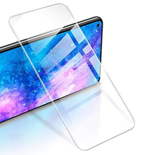 RIWNNI [3 Stück Panzerglas für Huawei P40 Lite, 9H Festigkeit Panzerglasfolie, HD Klar Bildschirmschutz Glas Folie 0.25mm Ultra Dünn Schutzfolie Blasenfrei für Huawei P40 Lite - Transparent