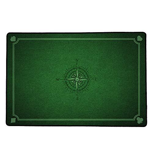 Immersion Tapis de Jeux de Cartes Playmat 60 x 40 cm - Haute Qualité de Glisse - Antidérapant