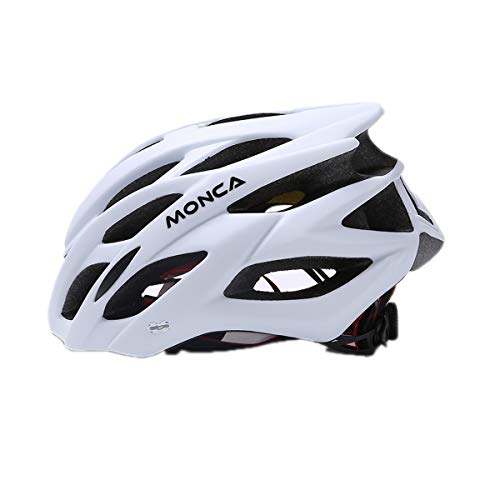 Buy Discount 8haowenju Safety Helmet, Bicycle, Scooter, Ski - Adjustable Size - Suitable for Men and...