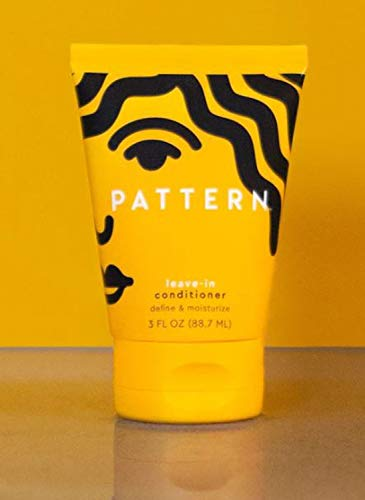 Pattern Leave In Conditioner For Curly Hair 3 Fl. Oz! Blend Of Heavenly Oils & Honey! Curls Leave In Conditioner For Define And Moisturize Hair! Perfect For Curlies, Coilies & Tight Textures!