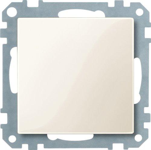 Merten 391644 Blindabdeckung, weiß glänzend, System M