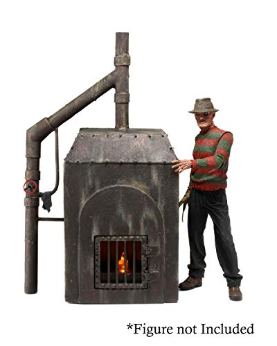 A Nightmare on Elm Street - Freddy Furnace Diorama