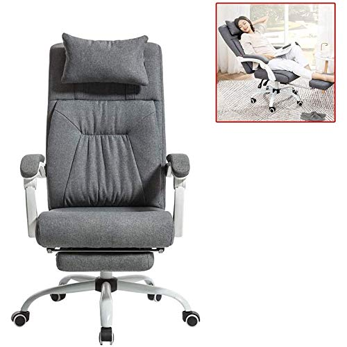WJMLS 360 Degree Swivel Gaming Chair, Adjustable Folding Floor Chair, Comfortable Padded Backrest, Lazy Sofa Chair Game Rocker for Teens Adults