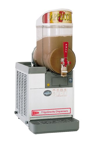 Buy Bargain Grindmaster-Cecilware MT1PUL Stainless Steel FrigoGranita 2.5-Gallon Slush Dispenser, Si...
