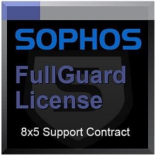 Sophos SG 125 FullGuard Bundle License - Including all Sophos Security Subscriptions & Standard Support for 1 Year