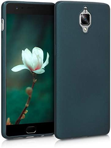 kwmobile TPU Silicone Case Compatible with OnePlus 3 3T Soft Flexible Protective Phone Cover product image