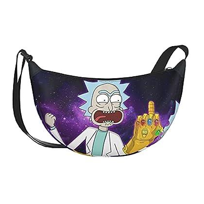 Mira Morty en este universo somos Riñoneras!