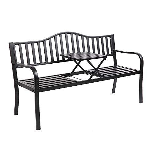 10 best composite outdoor bench for 2021
