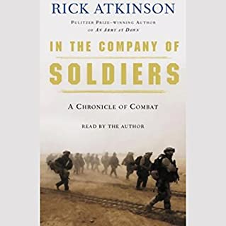 In the Company of Soldiers audiobook cover art