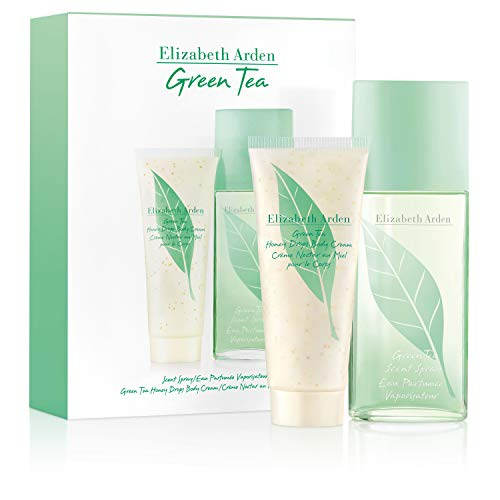 Elizabeth Arden Green tea Set