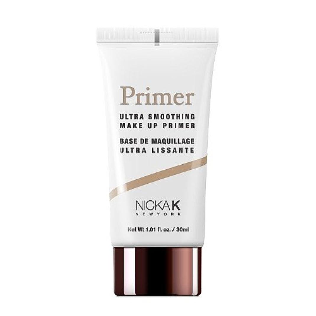 編集する診療所大いに(6 Pack) NICKA K Ultra Smoothing Make Up Primer (並行輸入品)