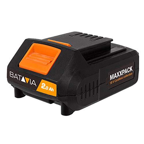 Batavia 706251718V Li-Ion 2.0Ah batería, 36W